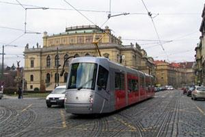 Транспорт Праги