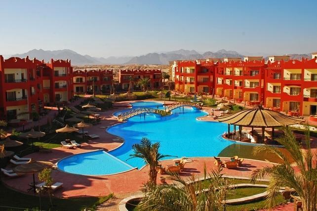 Отель AQUA HOTEL RESORT & SPA SHARM