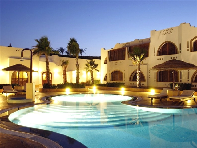 Отель DOMINA CORAL BAY PRESTIGE HOTEL