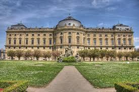 Вюрцбургская резиденция в Вюрцбурге (Германия)