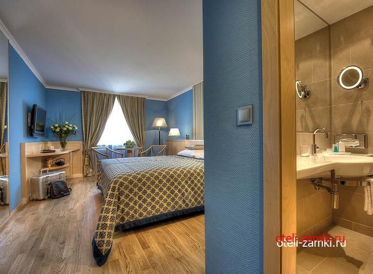 Austria Trend Hotel Ananas 4* (Вена, Австрия)