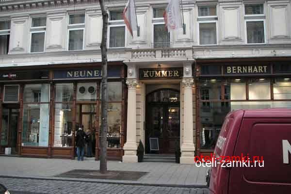 Kummer 4* (Вена, Австрия)