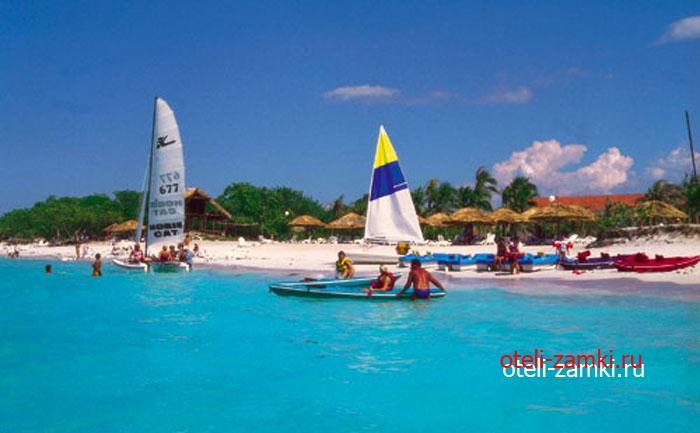Brisas Del Caribe 4* (Варадеро, Куба)