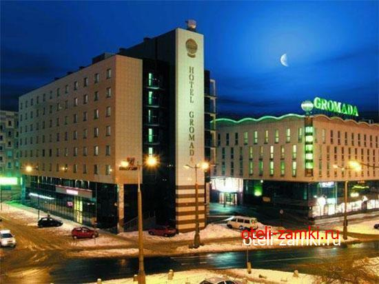 Hotel Gromada Warszawa Centrum (Польша, Варшава)