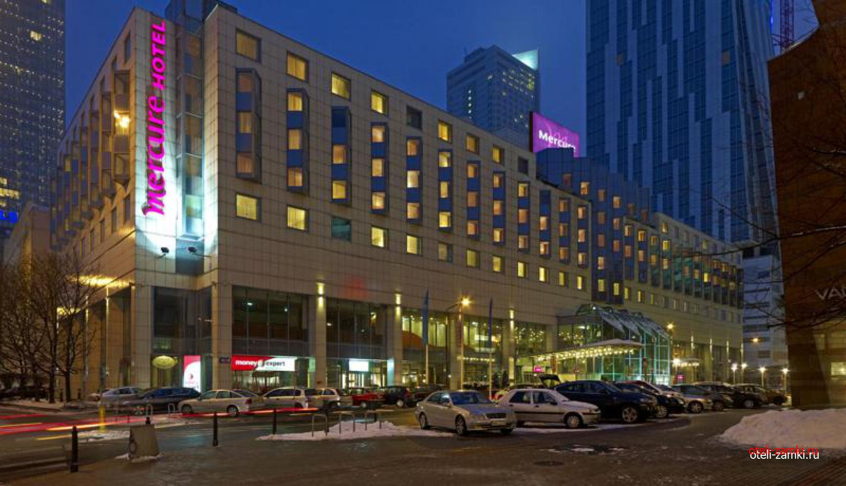 Mercure Warszawa Centrum 4* (Польша, Варшава)
