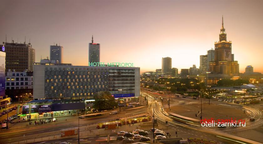 Metropol 3* (Польша, Варшава)