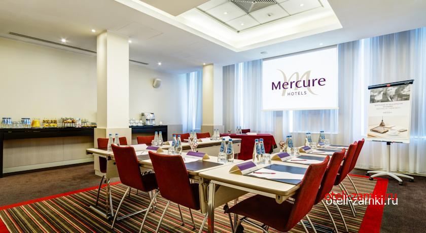 Mercure Warszawa Grand 4* (Польша, Варшава)