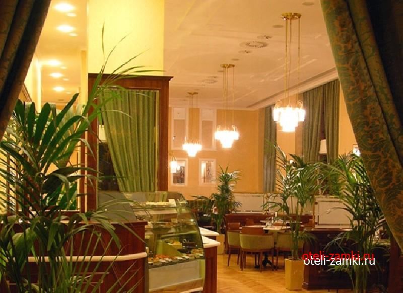 Polonia Palace 4* (Польша, Варшава)