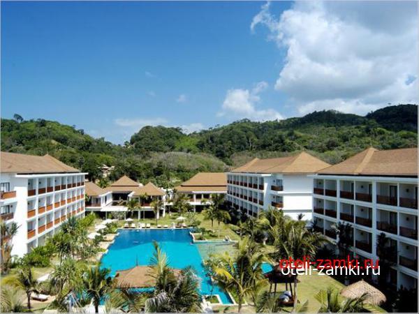 Naithonburi Beach Resort 4* (Таиланд, Пхукет)