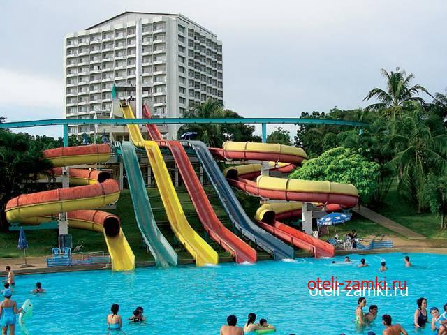 Pattaya Park Beach Resort 3* (Таиланд, Паттайя, Паттайя Сити)