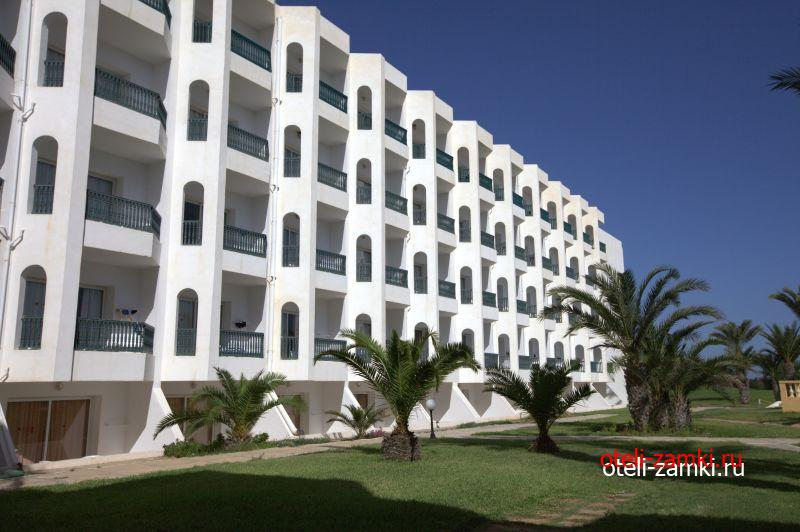 Dessole Bella Vista 4* (Сканес, Тунис)