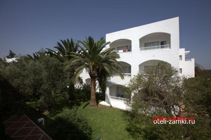 Dessole Le Hammamet Resort 4* (Тунис, Хаммамет, Ясмин)