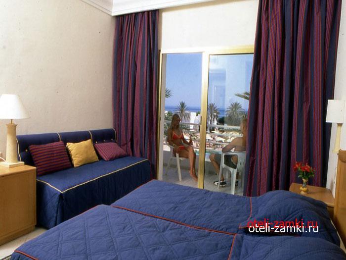 Dessole Ruspina Resort 4* (Тунис, Монастир, Сканес)