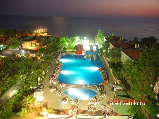 Concordia Celes Hotel 5* (Алания, Турция)