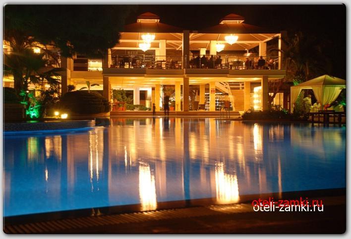 Jacaranda Club & Resort 5* (Турция, Белек)