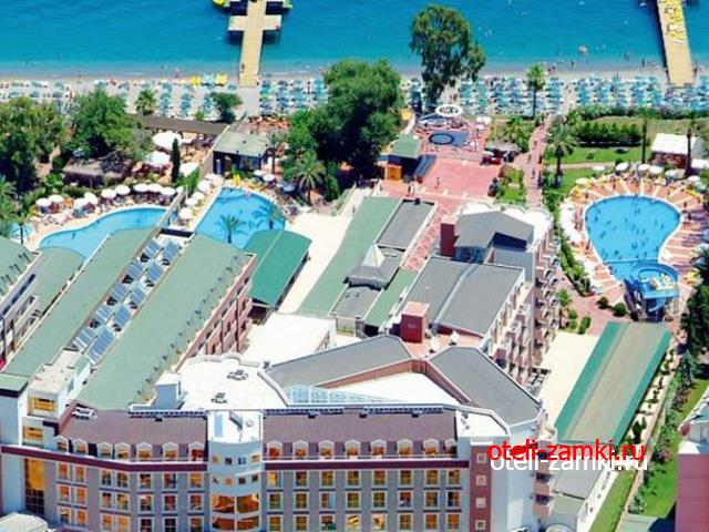 PGS Rose Residence & Beach 5* (Кемер, Турция)