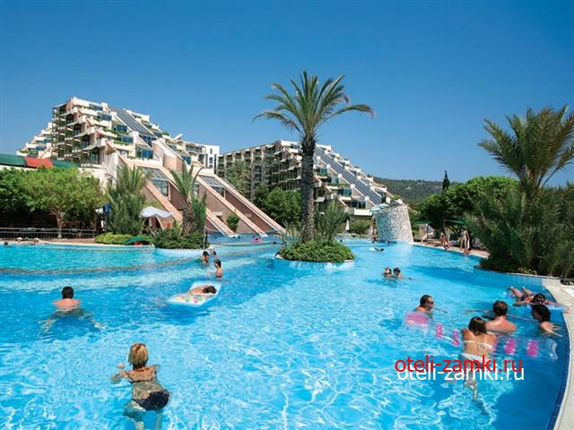Limak Limra Hotel & Resort 5* (Турция, Кемер)