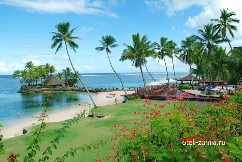 The Warwick Fiji 5* (Фиджи, Вити-Леву о., Кораловый берег)