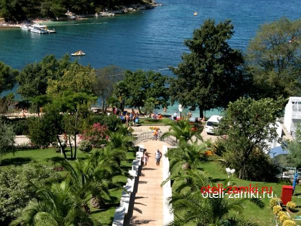Laguna Gran Vista 3* (Пореча, Хорватия)