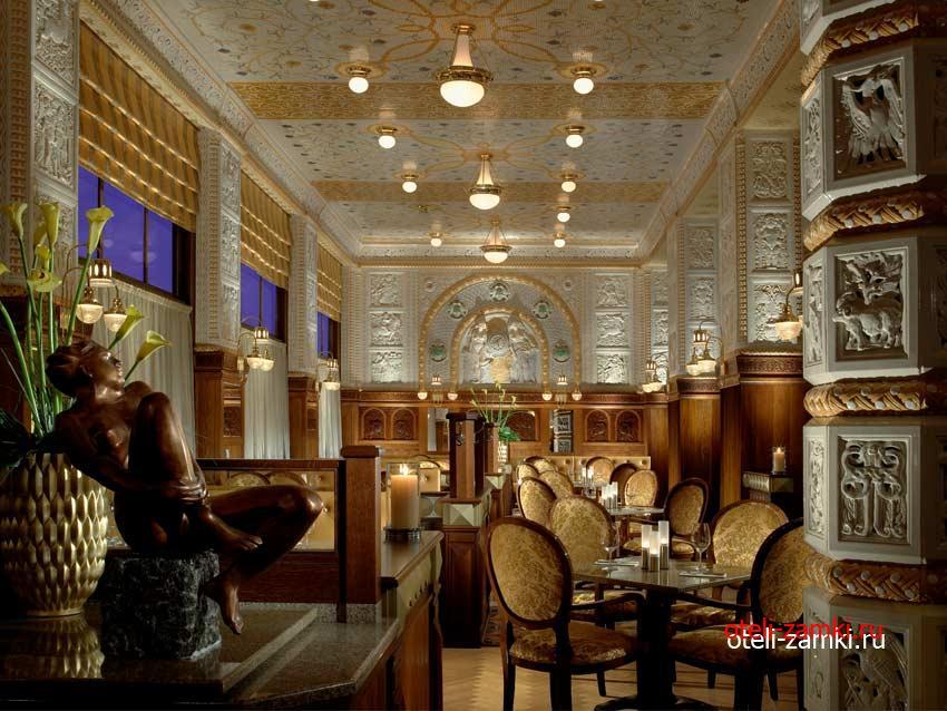 Hotel Imperial 4* (Чехия, Карловы Вары)