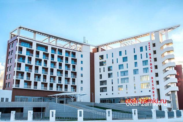 Bridge Resort 4* (Большой Кавказ, Сочи)