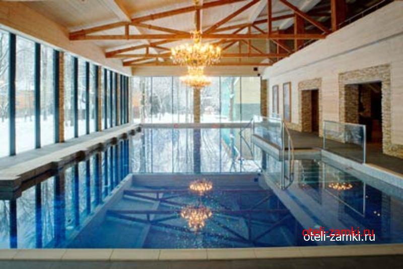 Солнечный Park Hotel & Spa (Солнечногорск, Россия)