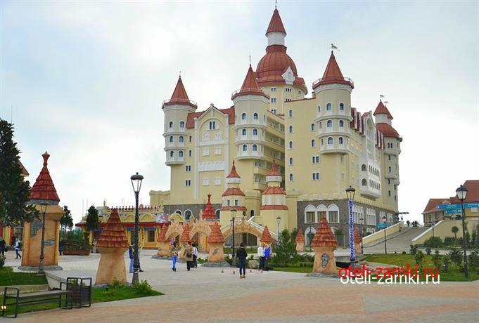 Богатырь 4* (Россия, Сочи)