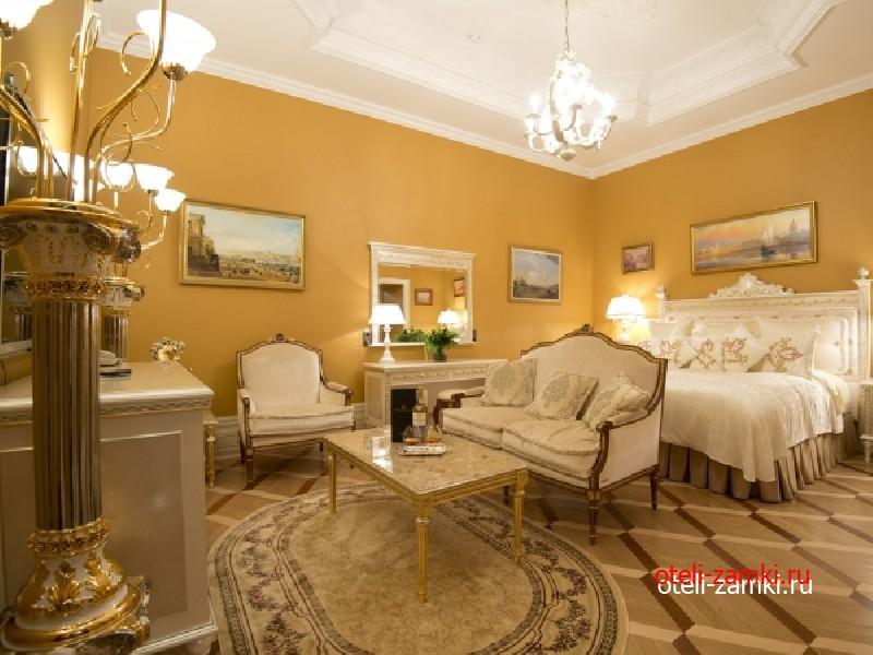 Trezzini Palace 5* (Россия, Санкт-Петербург)