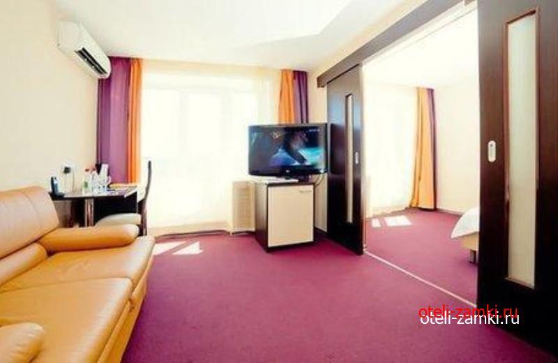 Маринс Парк Отель Нижний Новгород 4* (Россия, Нижний Новгород)