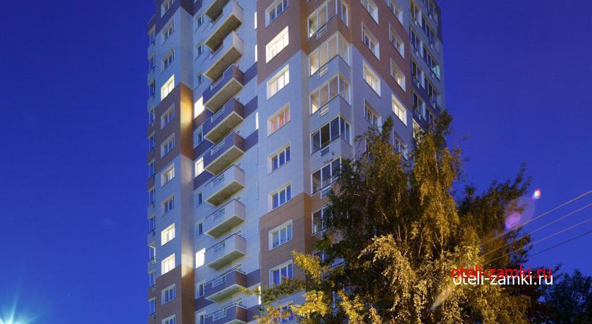 RESIDENT Апарт-отель 4* (Россия, Новосибирск)