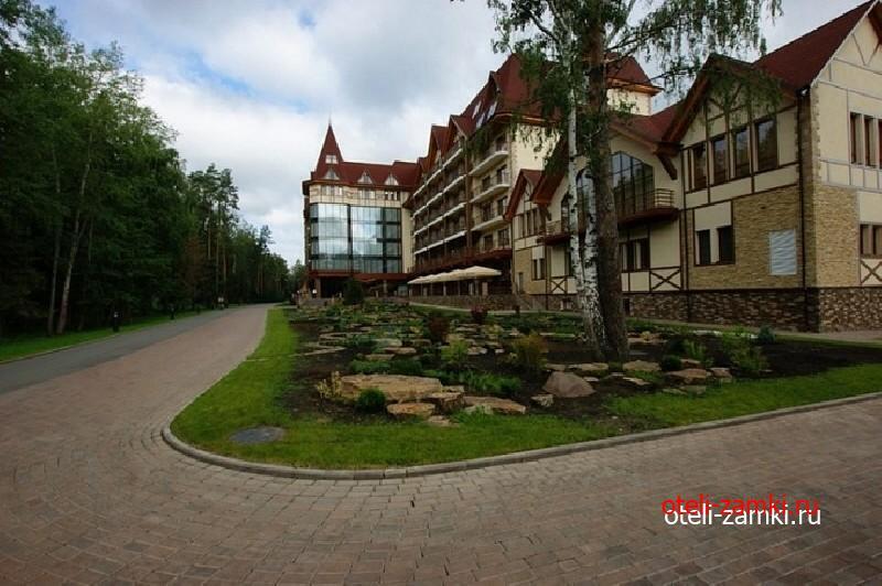 Ареал Конгресс-отель 4* (Родинки, Улица Сиреневая 21, Новая Купавна, Россия)