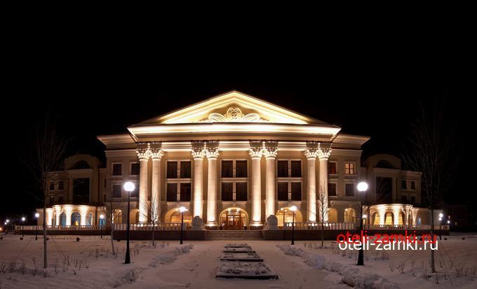 Волжская Ривьера 4* (Россия, Углич)