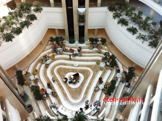 Кемпински Гранд Отель Геленджик 5* (Россия, Геленджик)