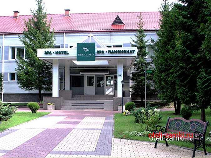 Бекасово (Россия, Подмосковье, юго-запад, Киевское шоссе)