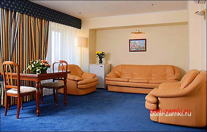 Новосибирск Конгресс-отель 4* (Россия, Новосибирск)