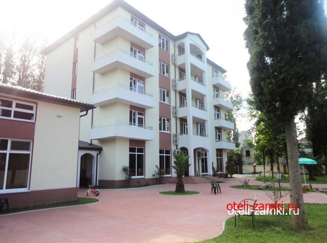 Аибга (Абхазия, Гагра, Новая Гагра)
