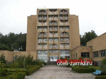 Сосновая Роща (Абхазия, поселок Пицунда)
