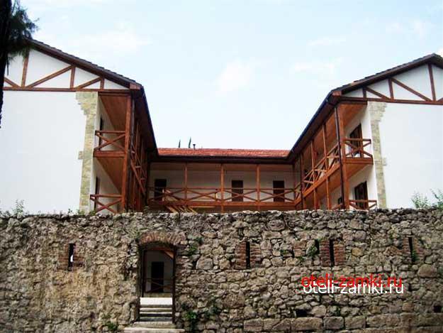 Абаата (Абхазия, Гагра, Старая Гагра)