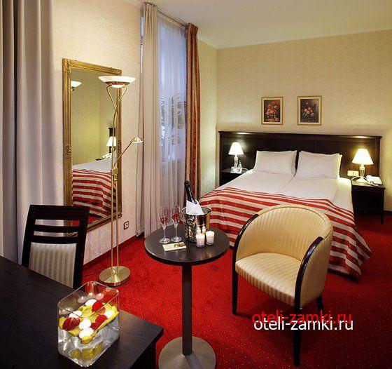 Wellton Gertrude Hotel 4* (Рига, Латвия)