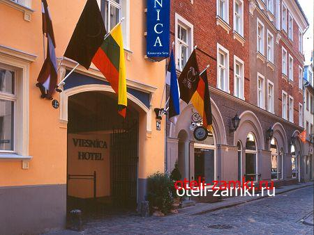 Konventa Seta 3* (Латвия)