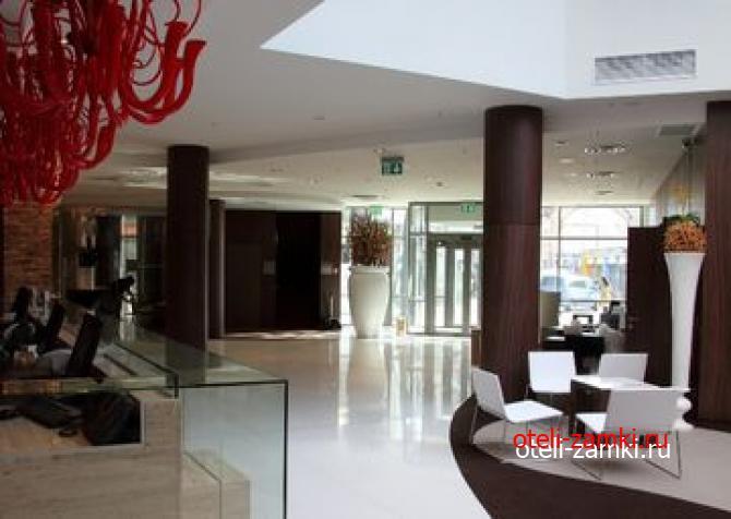 Tallink Hotel Riga 4* (Латвия, Рига)