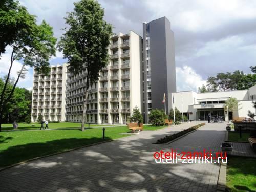 Spa Vilnius Druskininkai 4* (Литва, Друскининкай)