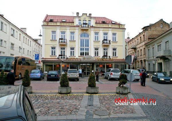Artis 4* (Вильнюс, Литва)