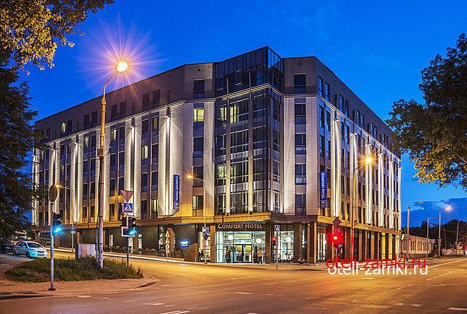 Comfort Vilnius 3* (Вильнюс, Литва)