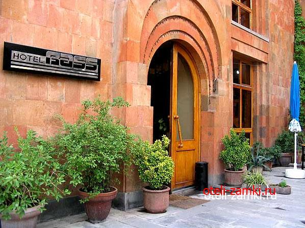 Bass Boutique Hotel (Армения, Ереван)