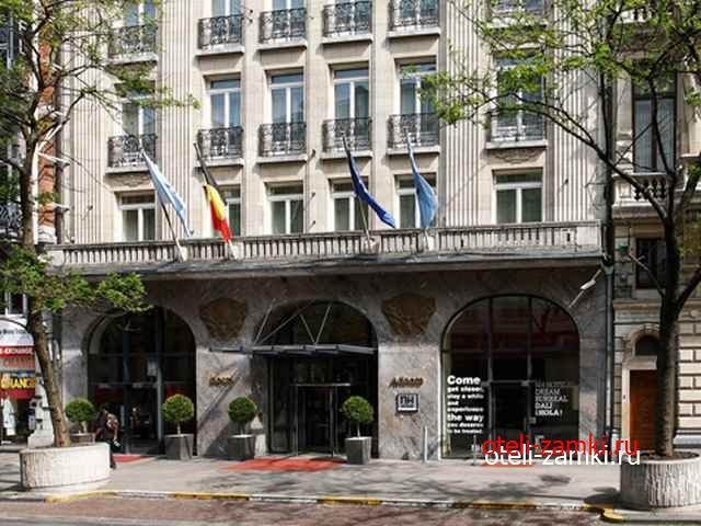 NH Atlanta Brussels 4* (Брюссель, Бельгия)