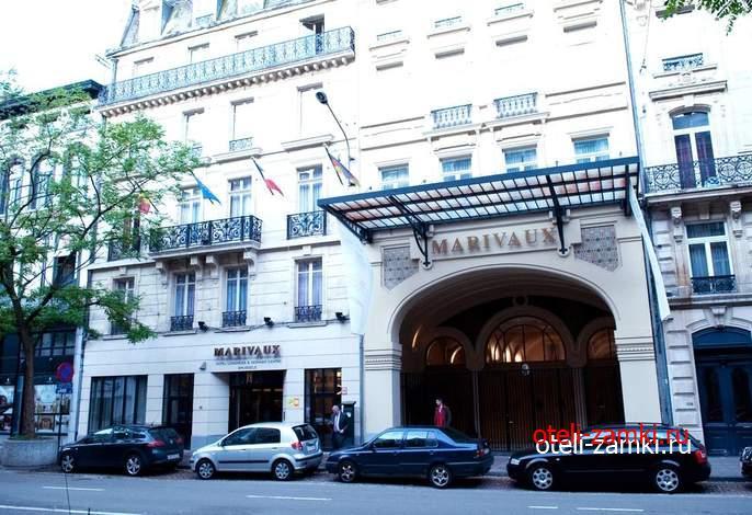 Marivaux 4* (Бельгия, Брюссель)