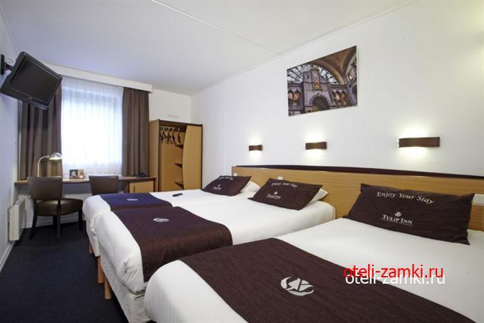 Tulip Inn Antwerpen 3* (Бельгия, Антверпен)