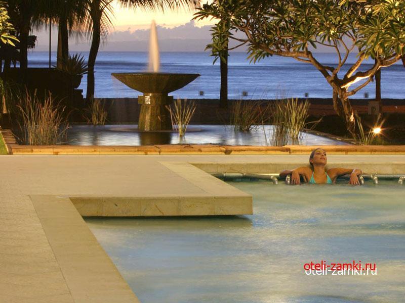 Grand Mirage Resort & Thalasso Bali 5* (Индонезия)