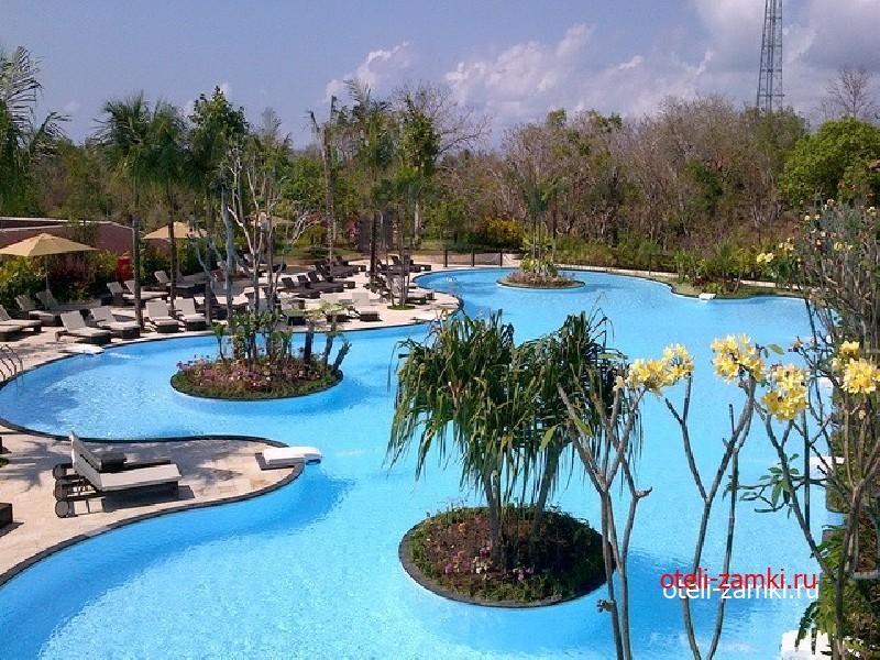 Swiss-Belhotel Segara 4* (Индонезия, Бали о., Нуса Дуа)